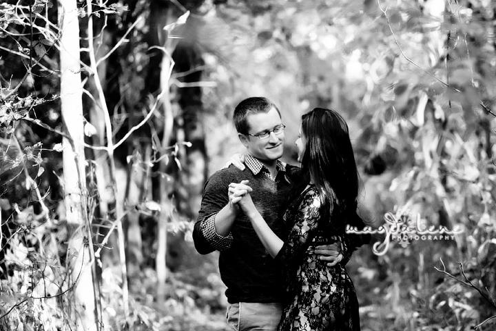 green bay wausau engagement photographer