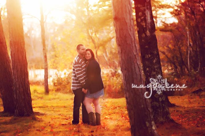 outdoor wisconsin wedding photos