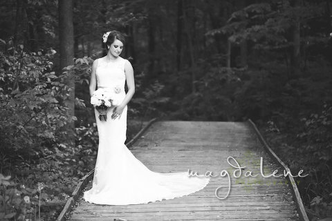 Wedding Photography In Green Bay WI Ashley Dan Magdalene - Wedding Dresses Green Bay