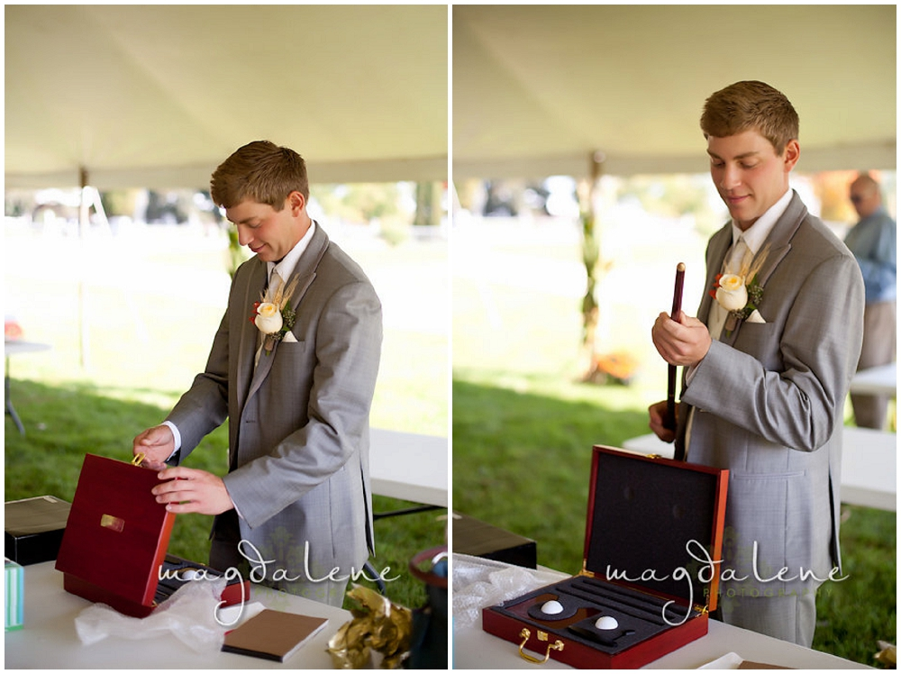 Wisconsin Wedding Photographer Groom