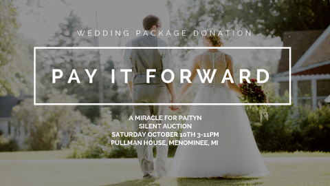 wedding_package_donation_paityn_walters_peshtigo_wi