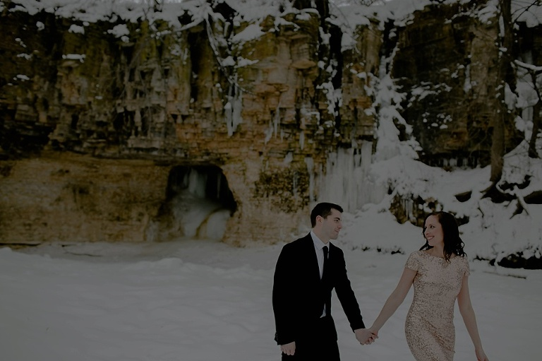 northeast wisconsin wedding, wisconsin winter wedding, milwaukee wedding, green bay photographer